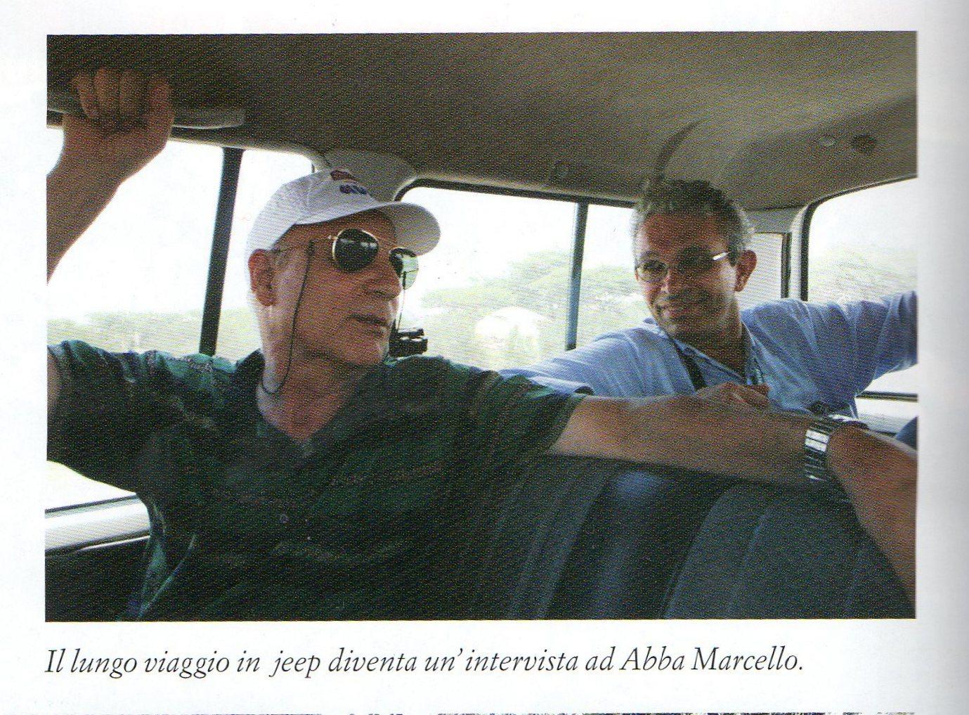 Abba Marcello con Varagona